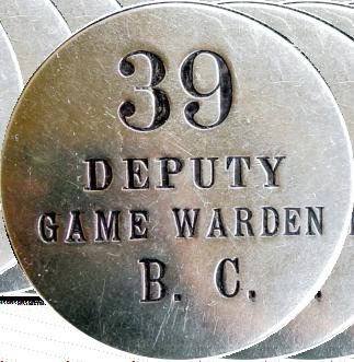 1913 was a banner year for the Game Department.