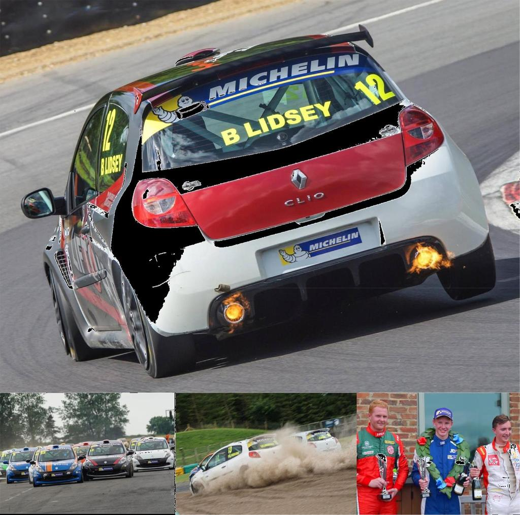 A Place on the Grid. Registrations for the Michelin Clio Cup Series 2017 season are now open and can be arranged by contacting the championship administrator.