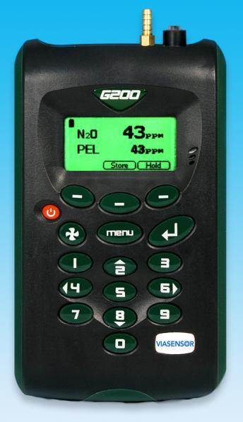 G200 Analyzer Range OMG200N1.