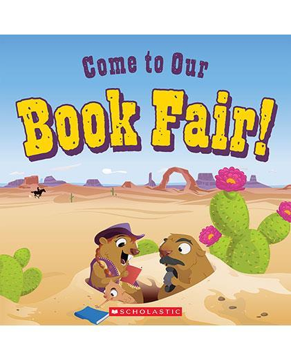 It s book fair time, Cottonwood Community! Mark your calendars for November 6 th, 7 th, 8 th, and 9 th as Cottonwood Creek hosts the Scholastic Book Fair.