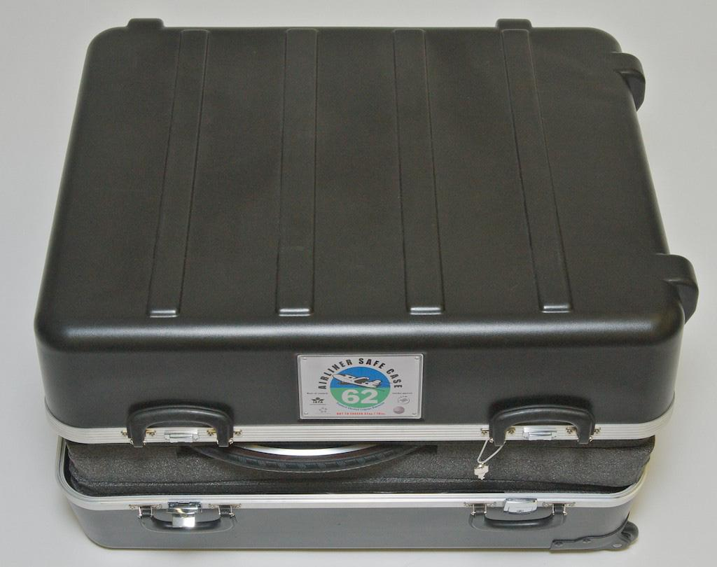 Layout for the NEW 62 SafeCase With the introduction of the new 62 SafeCase, the arrangement of the