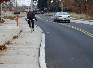 Objective # 4: Use innovative designs to expand & enhance the bikeway network.