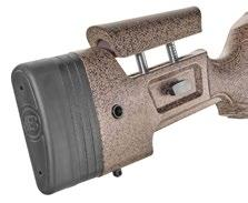 with thread protector Scope Mount: Fits Remington 700 rings and bases