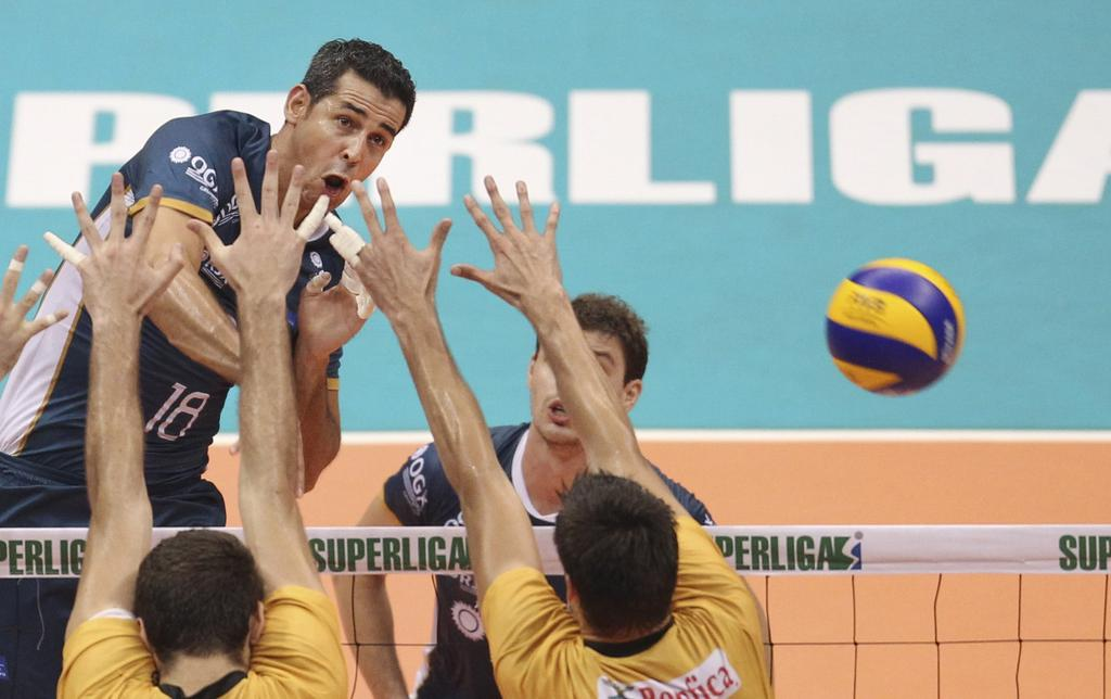 Alexandre Cassiano / Agência O Globo SUPERLIGA BRAZILIAN VOLLEYBALL PACKAGE Superliga Brazilian Volleyball is the world s largest club volleyball league.