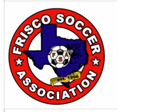 Frisco Soccer Association is a non-profit and educational organization whose mission is to foster the physical, mental and emotional growth and development of Frisco s area youth through the sport of