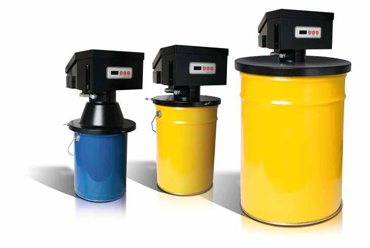 Electric Keg (Drum) Pumps for Grease KEG PUMP Versatile range of Interlube electric grease pumps for industrial and off-road applications The KP keg pump is available to suit a range of keg sizes and