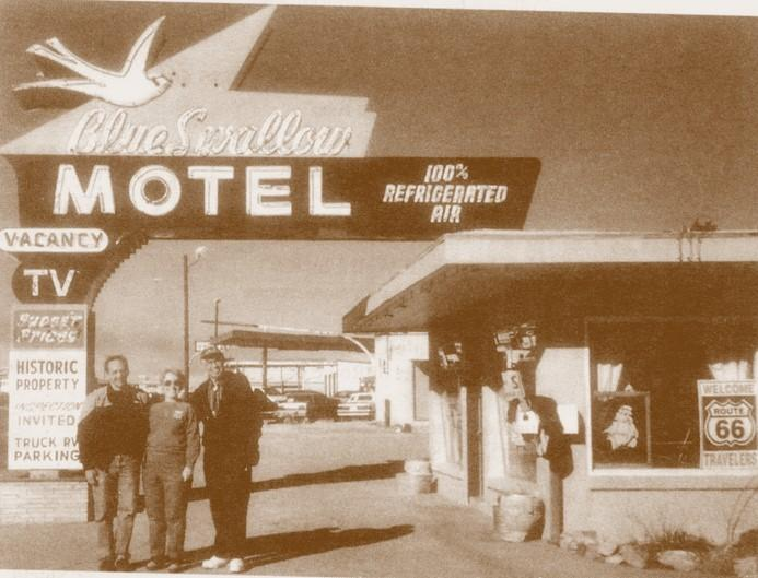 The history of Route 66 is what makes the road and