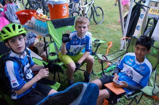The mission and philosophy of the Great Valley Mountain Bike Team are consistent with