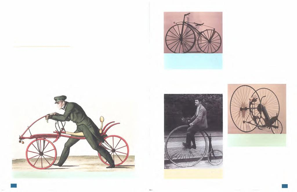 years? What might the bicycles of the future look like?
