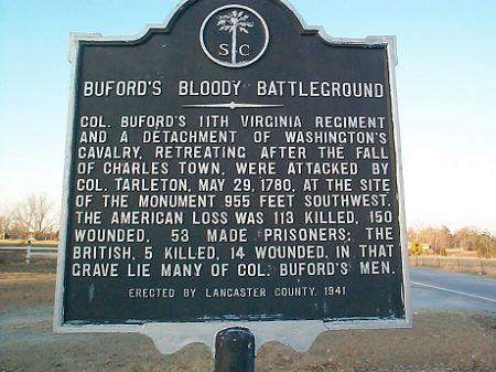 """Remember Buford"" became rallying cries for the Whigs."