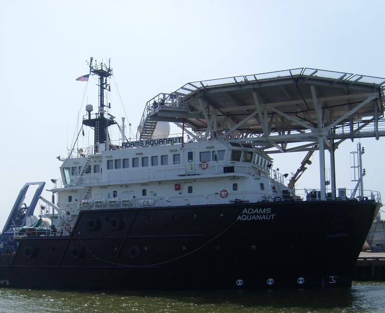 ADAMS OFFSHORE SERVICES