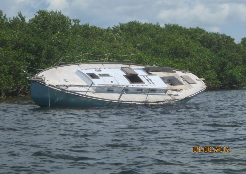 Derelict and Abandoned Vessels State Jurisdiction & Authorities Chapter 327.