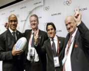 Brand Narrative Rugby Sevens Olympic Games as pinnacle of the