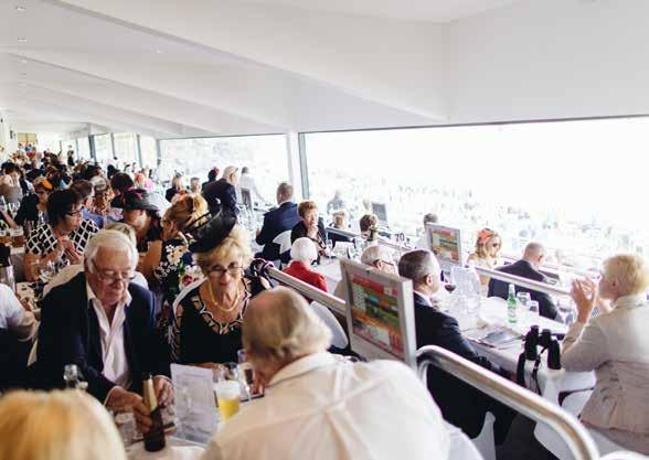 Friday 2 December 2016 Member: $110 per person Guest: $125 per person Racecourse and Members Enclosure admission