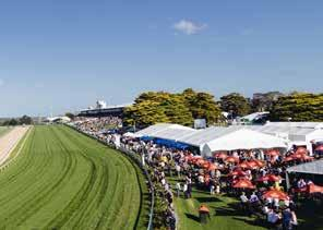LADBROKES PENINSULA CUP DAY Sunday 30 October 2016 $185 per person CHRISTMAS RACE DAY Friday 2 December 2016 $185