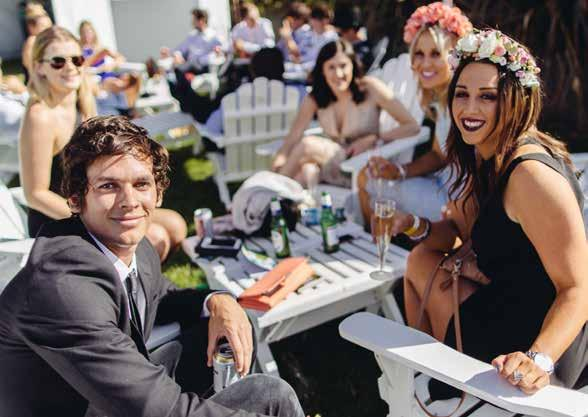 CHRISTMAS RACE DAY Friday 2 December 2016 $155 per person Racecourse and The Village admission