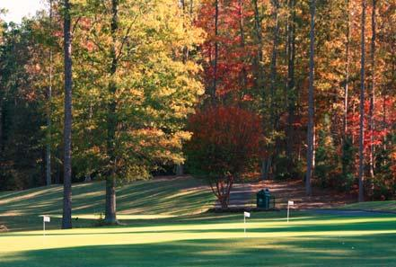 Tradition Golf Club This scenic 18 hole Championship course was cut out of the woods and is located on beautiful, rolling terrain.