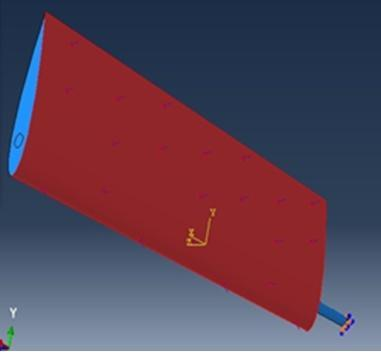 RESULTS AND DISCUSSIONS In this work NACA0018 airfoil