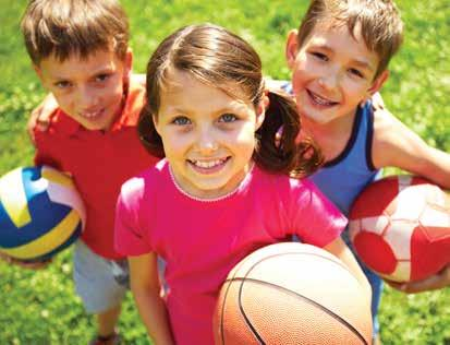 SPRING BREAK CAMPS Kids & Youth Camps NEW this year, your kids can enjoy full-day Spring Break Camps. They ll play sports and games and participate in other fun activities.