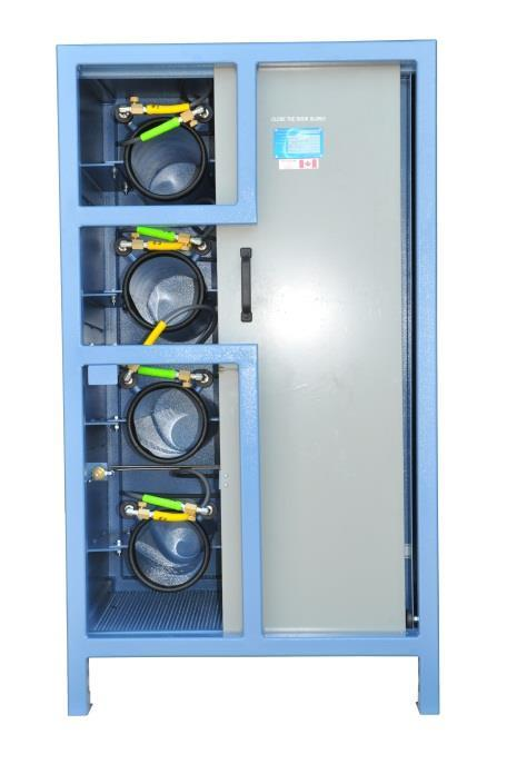 D SERIES FILL STATIONS Jordair QC Program System Features: ISO 9001:2008 Cert. 97-544 Larger gauge panel for all features Third Party Tested CSA Cert. No.