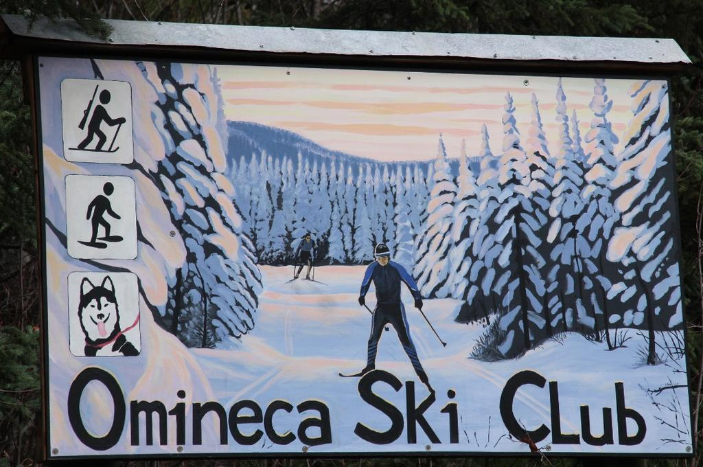 OMINECA SPIRIT November 2017 Omineca Spirit November 2017 In This Issue 2017/18 membership Grooming protocol Skills Development Program (SDP) Fat bikes and the ski trails Social events and race