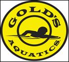 Gold s Aquatics Club So you re interested in swimming We are a year round competitive swim team, and have been swimming at Gold s Gym Woodinville since 2007. Our team includes swimmers ages 5 and up.