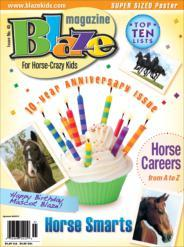 43 Cydesdales, Everyday Hero (Magic the Therapy Horse),