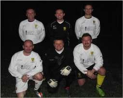 Never too Old Chadderton Park now has 3 teams playing in the Saddleworth 5-A-Side League having