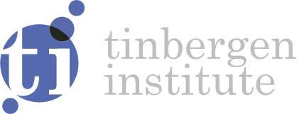 TI 2017-093/V Tinbergen Institute Discussion Paper Artificial Pitches and Unfair Home Advantage in Professional
