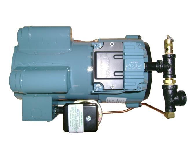 Dry 131h 1. DESCRIPTION The Viking Model G-1 Maintenance Air Compressor is an electric motor-driven, aircooled, single-stage, oil-less compressor.