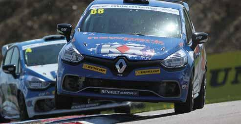 2016 Prtnership Pckges The UK Clio Cup is