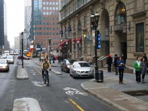 Cycle Tracks: Concept and Design Practices Part 1: General Design, Intersection Safety