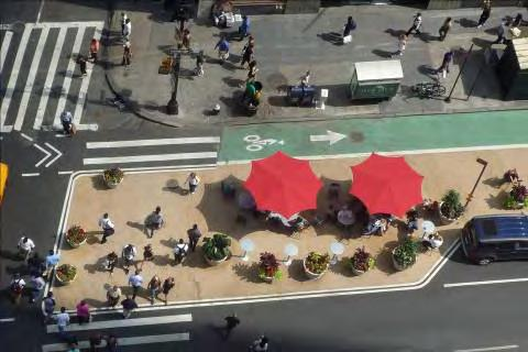 Cycle Tracks: Concept and Design Practices.
