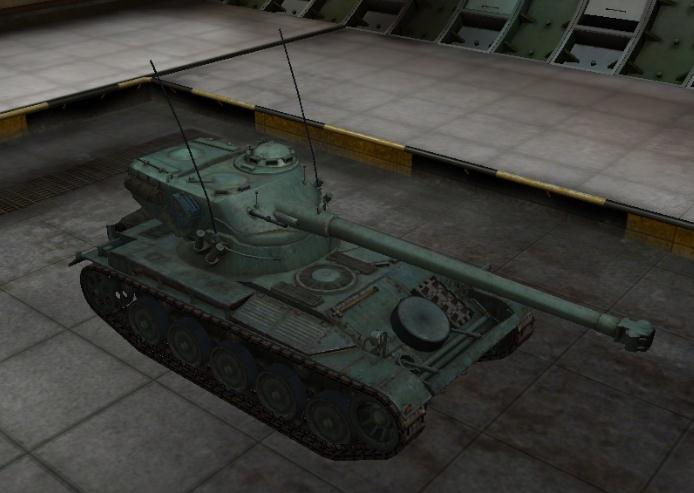 Allen's Guide to the AMX 13 90 I. Introduction The AMX 13 90 is the Tier 7 light tank on the French Medium Tree. Currently, as of version 0.7.1, it is the highest-tier light tank in the game.
