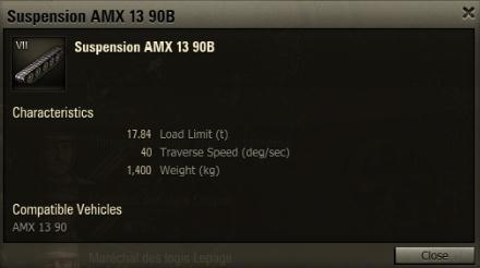AMX 13 90: And here is a more