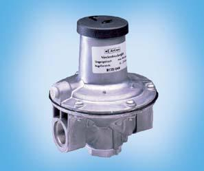 available, optionally on one side of the body from regulator size G¾ on Mounting position any Temperature range RGDJ-J: -20 to 70 / -4 F to 158 F RG4J: -15 to 0 / -4 F to