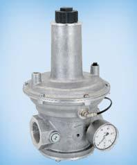Preis size Value rate thread range number D mm mm mm DN (m 3 /h) m 3 /h* 1 l/min* 1 G mbar Low pressure booster RGDJ-J supply pressure max.