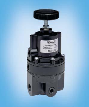 Positive ias Relay / Differential Pressure Regulator R50 Signal-operated regulator designed to provide pressure which is the sum of the input pressure plus a preset bias.