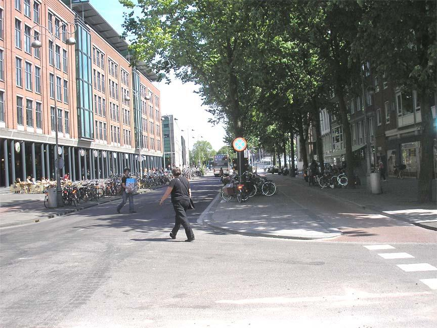 Amsterdam Road Safety and Bicycle