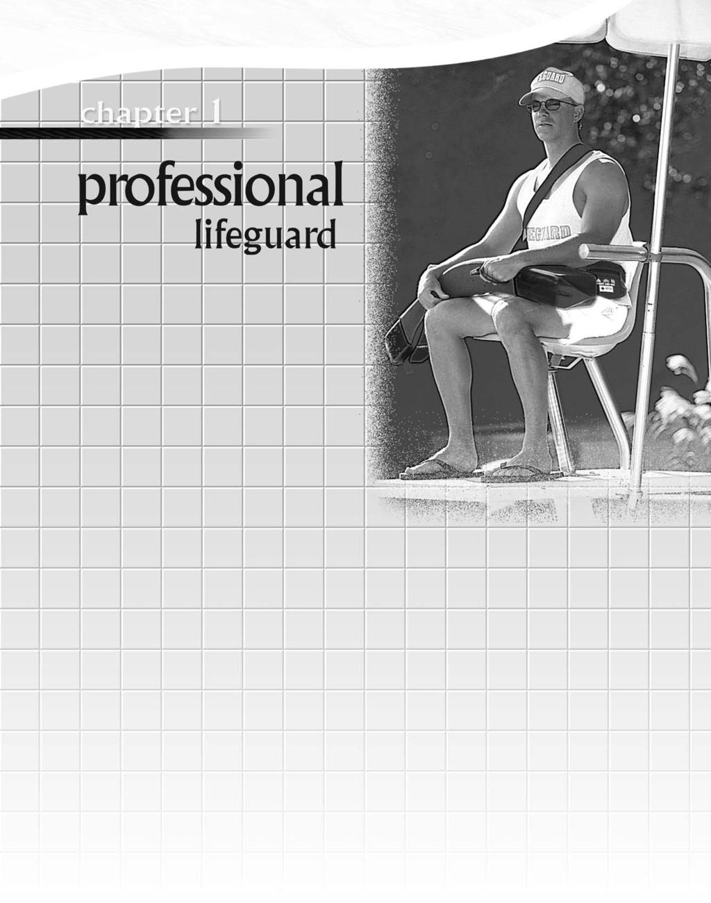 Today you begin training for an exciting and rewarding job. Being a lifeguard is Dynamic Each day on the job ay present ew situations. Challenging Doing your job well requires quick judgments.