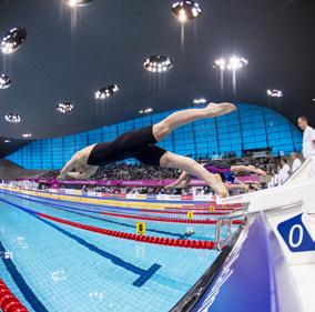 For example, the roll-out of a free schools ticketing programme enabled some 5,500 children from more than 500 schools across the city to attend the European Aquatics Championships.