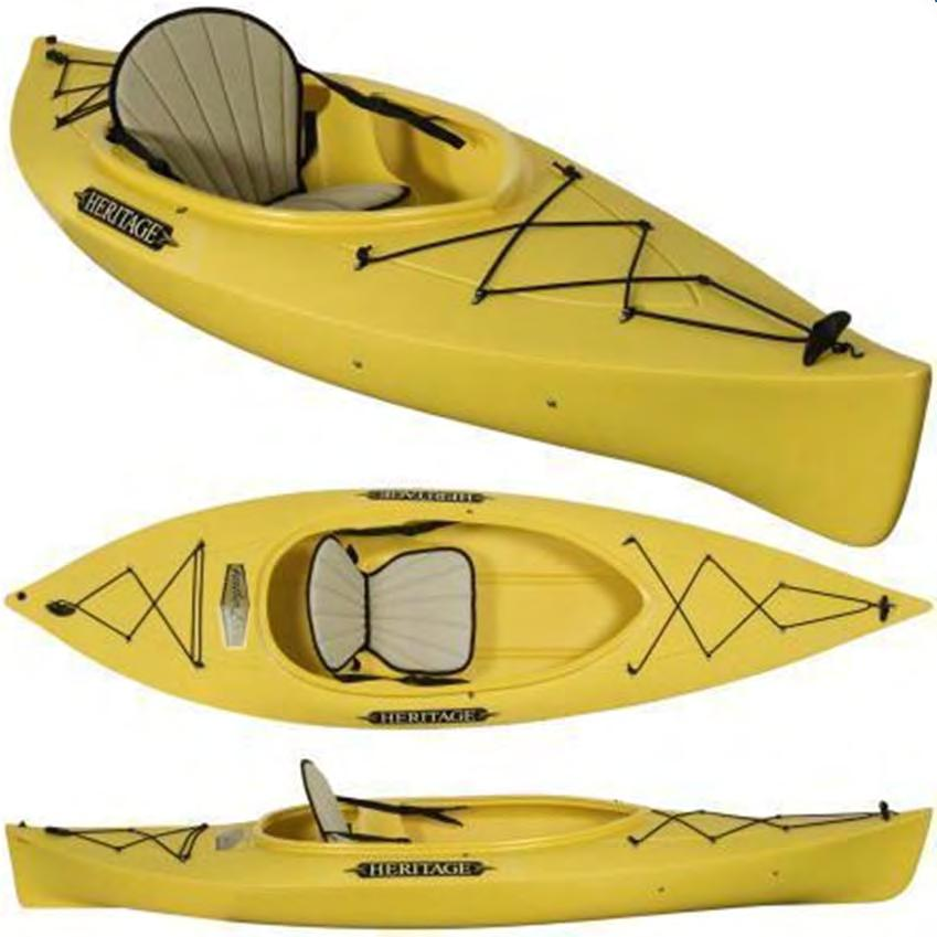Kayak Overview Not all kayaks are the same Recreational Kayaks are designed to be: Affordable: made of economy plastic