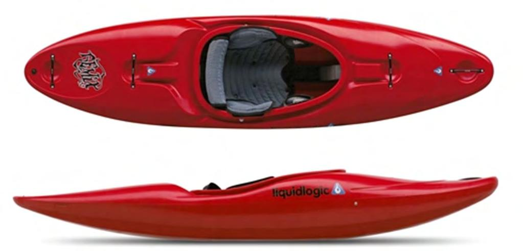 Gear: Whitewater Kayaks
