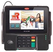RCM Setup - PIN Pad Device Setup (CONTINUED) Ingenico isc480 The Ingenico isc480 is a signature capture device equipped to handle all forms of payment including EMV Chip & PIN, Chip & Sign,