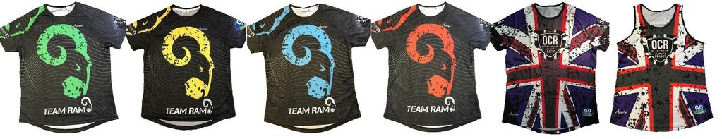 Look below and see why everyone is a winner at The Ram Run The Ram7Series - Trail and Obstacle