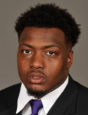 .. Led the Tigers on defense with a career-high 11 tackles, one interception and his first career forced fumble against Western Kentucky.