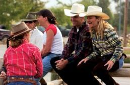 It all happens in a gorgeous slice of Western paradise. However, the best part may be the new friends you make from all over the world. It s authentically Western. It s holistic. It s just plain fun!