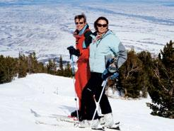 Cruise the ski runs at Red Lodge Mountain or Sleeping Giant