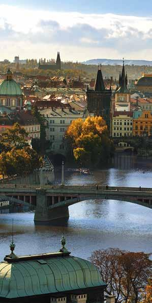 HOST CITY PRAGUE. Prague is the capital and largest city of the Czech Republic and with 1.3 million inhabitants it is the 14th largest city in European Union.