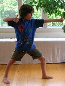Unit 3 Yoga Guide Archer Pose Benefits: Develops confidence and focus in children. 1.